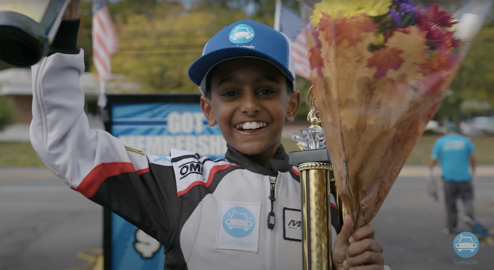 EverWash Sponsors Karting Championship Contender Vivek Kanthan For 2020-21 Racing Season
