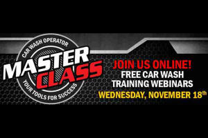 Join EverWash For a FREE Master Class on IBA Success November 18th!