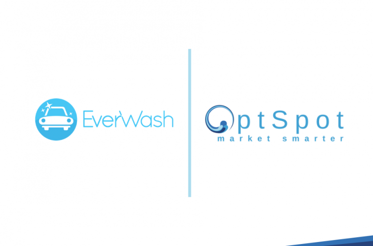 EverWash Teams Up With OptSpot to Bring Smart SMS Marketing to Wash Partners